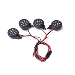 comprar mas barato juego focos led alto rendimiento para rc crawler