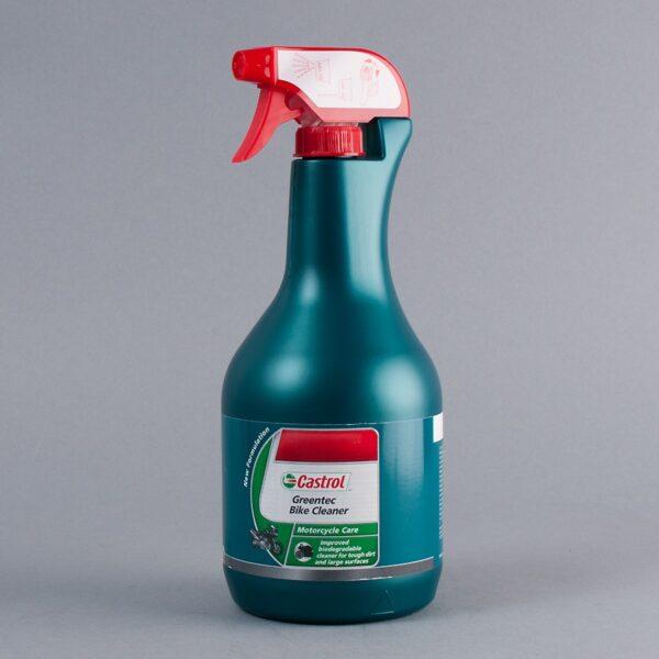 Spray Desengrasante para motos CASTROL GREENTEC Nueva Formula 1Lt.