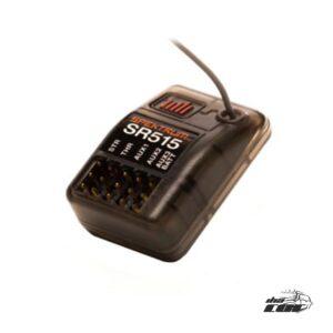 Receptor SPEKTRUM SR515 5 canales DSMR 2.4 GHz