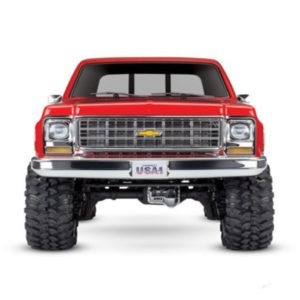Traxxas TRX-4 Chevy K5 Blazer Crawler XL-5 (no batty/chg), Rojo