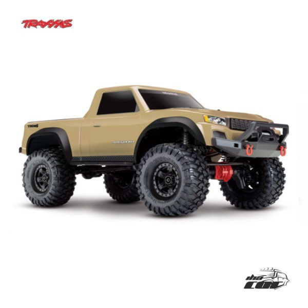 Traxxas TRX-4 Sport Crawler TQ XL-5 (no battery/charger), Tan (Color Arena)