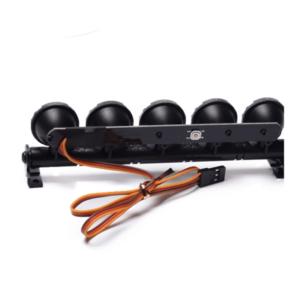 comprar mejor precio Barra de Luz LED 1-10 Multi-función para RC Crawler