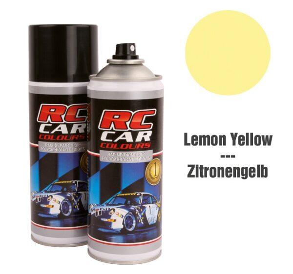 Lexan Spray Amarillo Limón Nr. 020 150ml