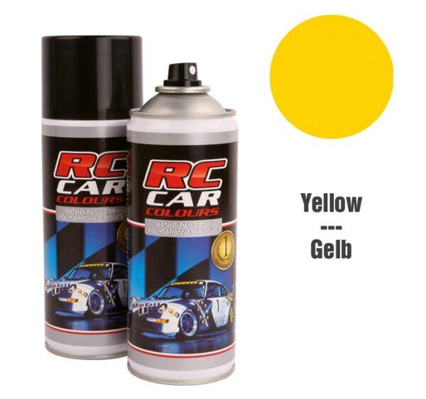 Lexan Spray Amarillo No. 019 150ml