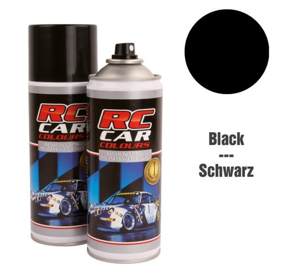 Lexan Spray Negro No. 610 150ml