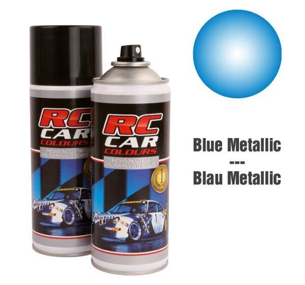 Lexan Spray Metallic Blue No. 932 150ml