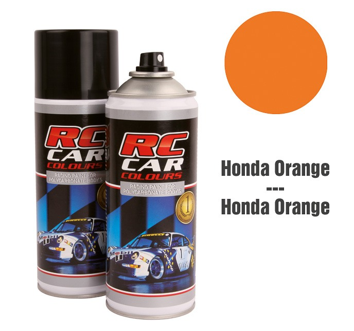 Lexan Spray Honda Orange No. 945 150ml