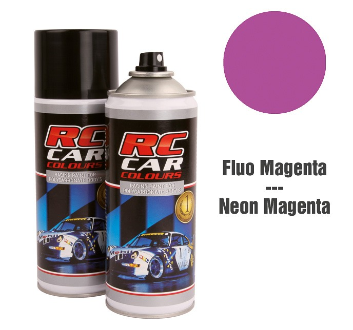 Lexan Spray Magenta Flúor No. 1012 150ml