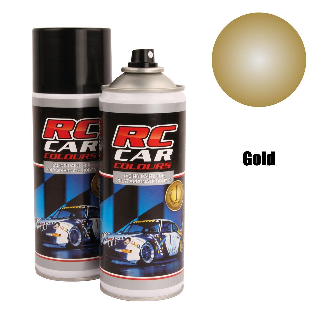 Lexan Spray Metallic Gold No. 910 150ml