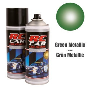 Lexan Spray Metallic Green No. 934 150ml