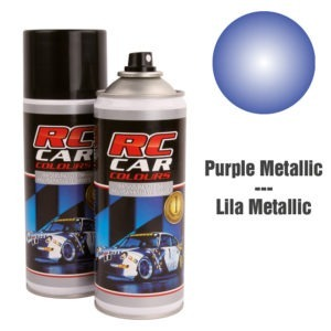 Lexan Spray Metallic Purple No. 930 150ml