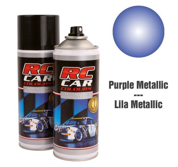 Lexan Spray Metallic Purple No. 930 150ml