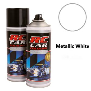 Lexan Spray Metallic White No. 936 150ml