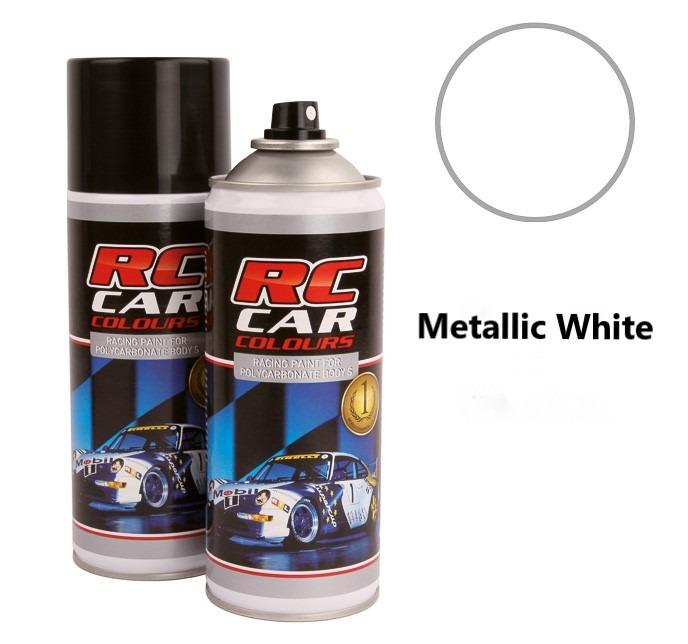 Lexan Spray Metallic White No. 936 150ml