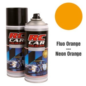 Lexan Spray Naranja Flúor No. 1006 150ml