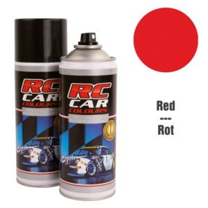Lexan Spray Rojo No. 110 150ml