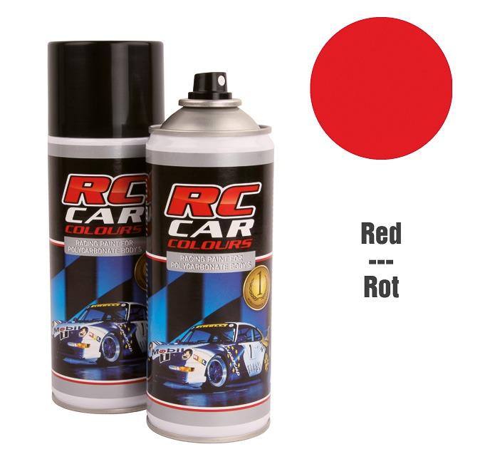 Lexan Spray Rojo No. 110 150ml