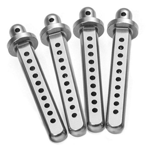 Repuesto CJG Poste de Carcasa en Aluminio (4 piezas)