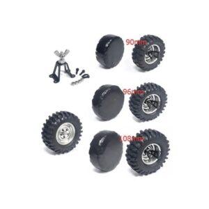 comprar mejor oferta Repuesto CJG Soporte para Neumático de Repuesto para RC Crawler