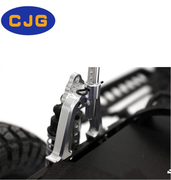 Repuesto CJG Set Torre de Choque de Aluminio Delantera y Trasera