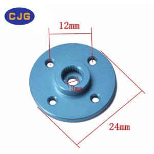 Repuesto CJG Disco de Servo 24T de Aluminio