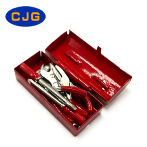 Decoracion CJG Mini Caja de Herramientas para RC Crawler