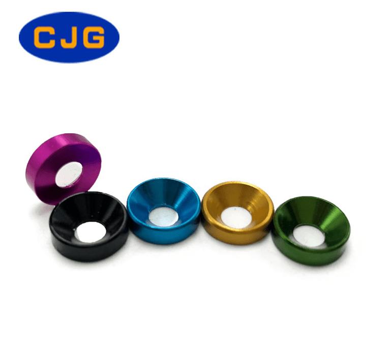 Repuesto CJG Juego de Arandelas Avellanadas M3 (Varios Colores)