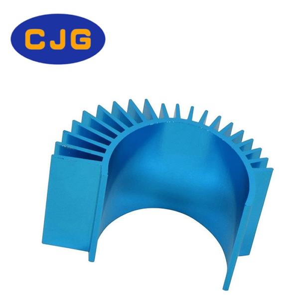 Repuesto CJG Aletas de Refrigeración del Disipador de Calor para RC Crawler