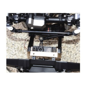 comprar mejor precio Soporte frontal de Servo 1-10 para RC Crawler TRX4