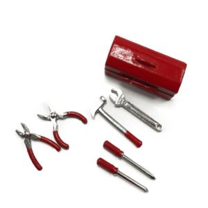 compra Decoración CJG Mini Caja de Herramientas para RC Crawler