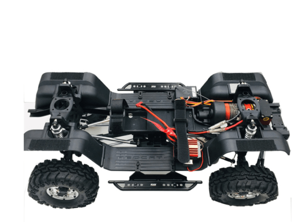 Repuesto de Estribo Lateral para RC Crawler