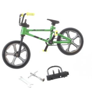 Decoración CJG Set Mini Bicicleta 1/10 para RC Crawler