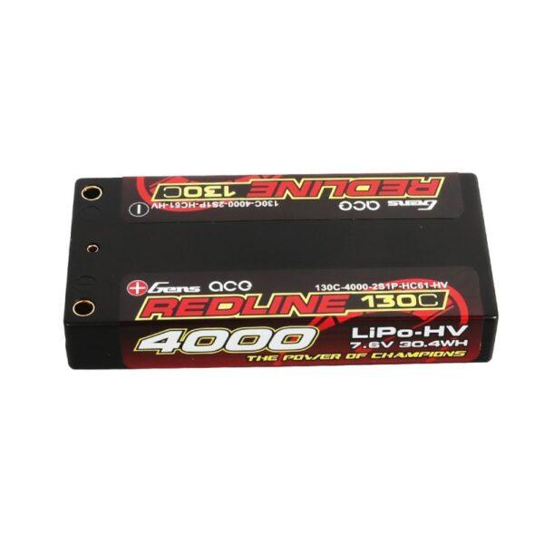 comprar mejor precio Batería Lipo ace Redline Series 4000mAh 7.6V 130C 2S1P HardCase 61 HV