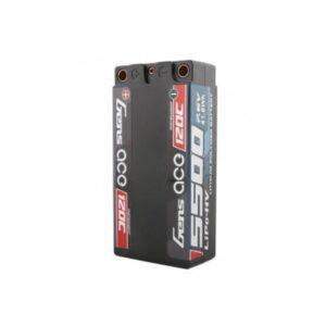 comprar mejor precio Batería Lipo65 Gens ace 5500mAh 7.6V HV 120C 2S2P HardCase drones