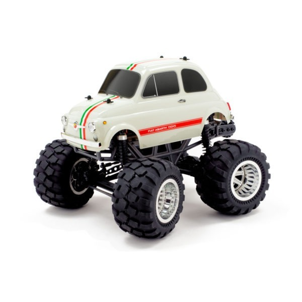 CEN Fiat Abarth 595 Monster Truck 2WD 1/12 RTR