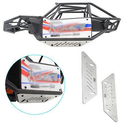 Repuesto KYX Placa protectora de jaula antivuelco para Axial Capra (2 Unidades)