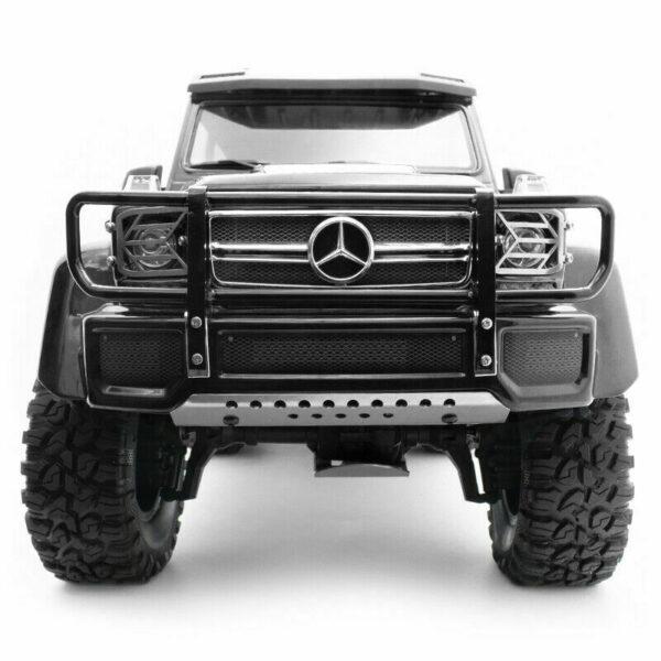 Repuestos KYX Parachoques delantero para TRX-4 y TRX-6 Mercedes Benz G63 y G500