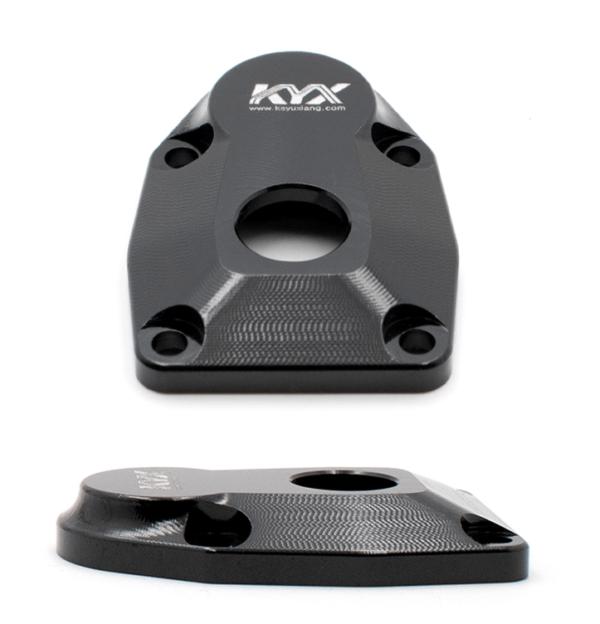 Repuesto KYX Tapa del eje delantera y trasera para Axial Capra