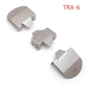 Repuestos KYX Set de protectores del eje para TRX-6