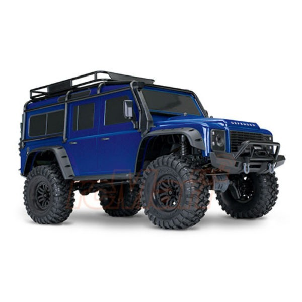 Traxxas TRX4 Land Rover Defender Azul