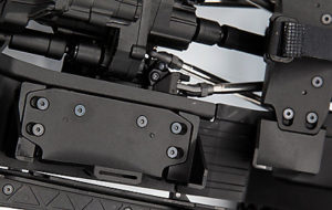 Opciones montaje batería axial scx10-III