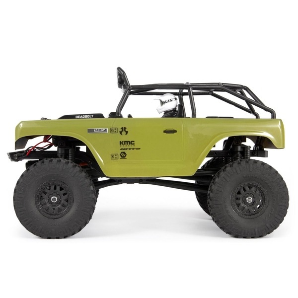 comparar rc crawler verde scx24 mejores ofertas
