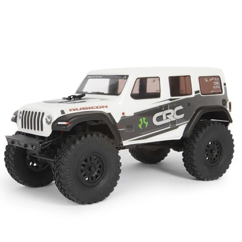 AXIAL SCX24 Jeep Wrangler 1/24 JLU CRC 4WD RTR Blanco