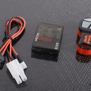 Repuesto RC4WD Warn 1/10 Conjunto Controlador Cabrestante / Receptor Inalámbrico Remoto