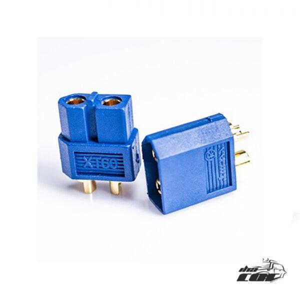 comprar XT60-conector-macho-hembra-para-batería-Quadcopter-multicóptero-batería-ESC azul mejor precio
