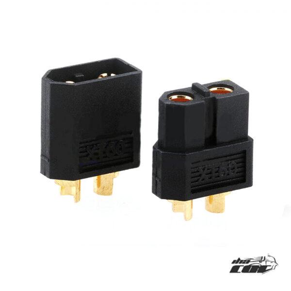 comprar XT60-conector-macho-hembra-para-batería-Quadcopter-multicóptero-batería-ESC negro