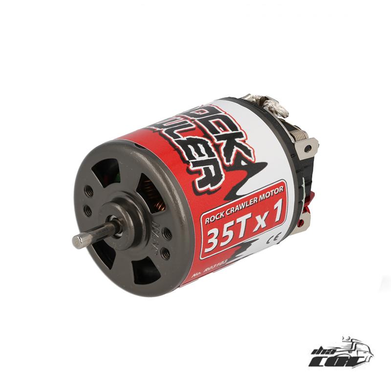 Motor Robitronic Rock Crawler 35 vueltas