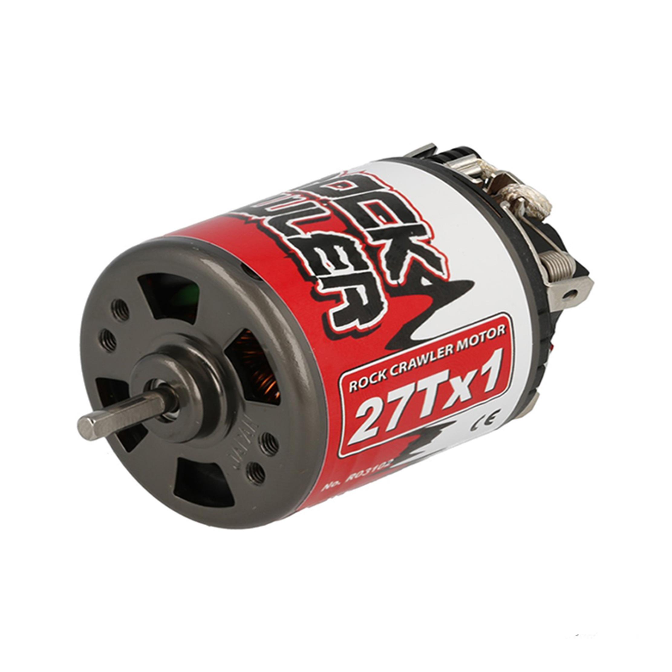 Motor Robitronic Rock Crawler 27 vueltas