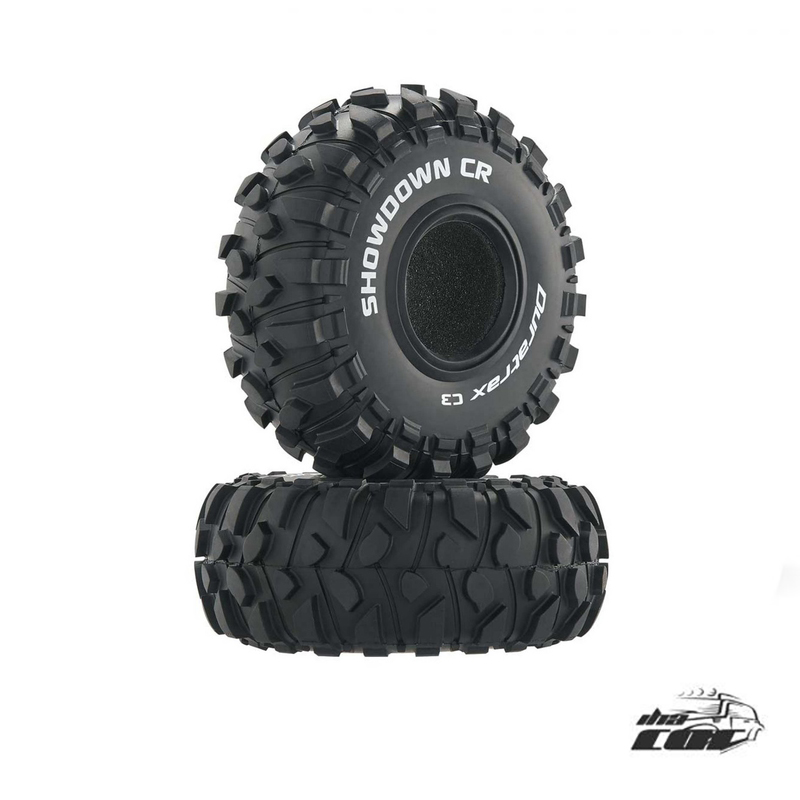 Neumáticos DURATRAX Showdown CR 2.2 Crawler C3 (2 unidades)