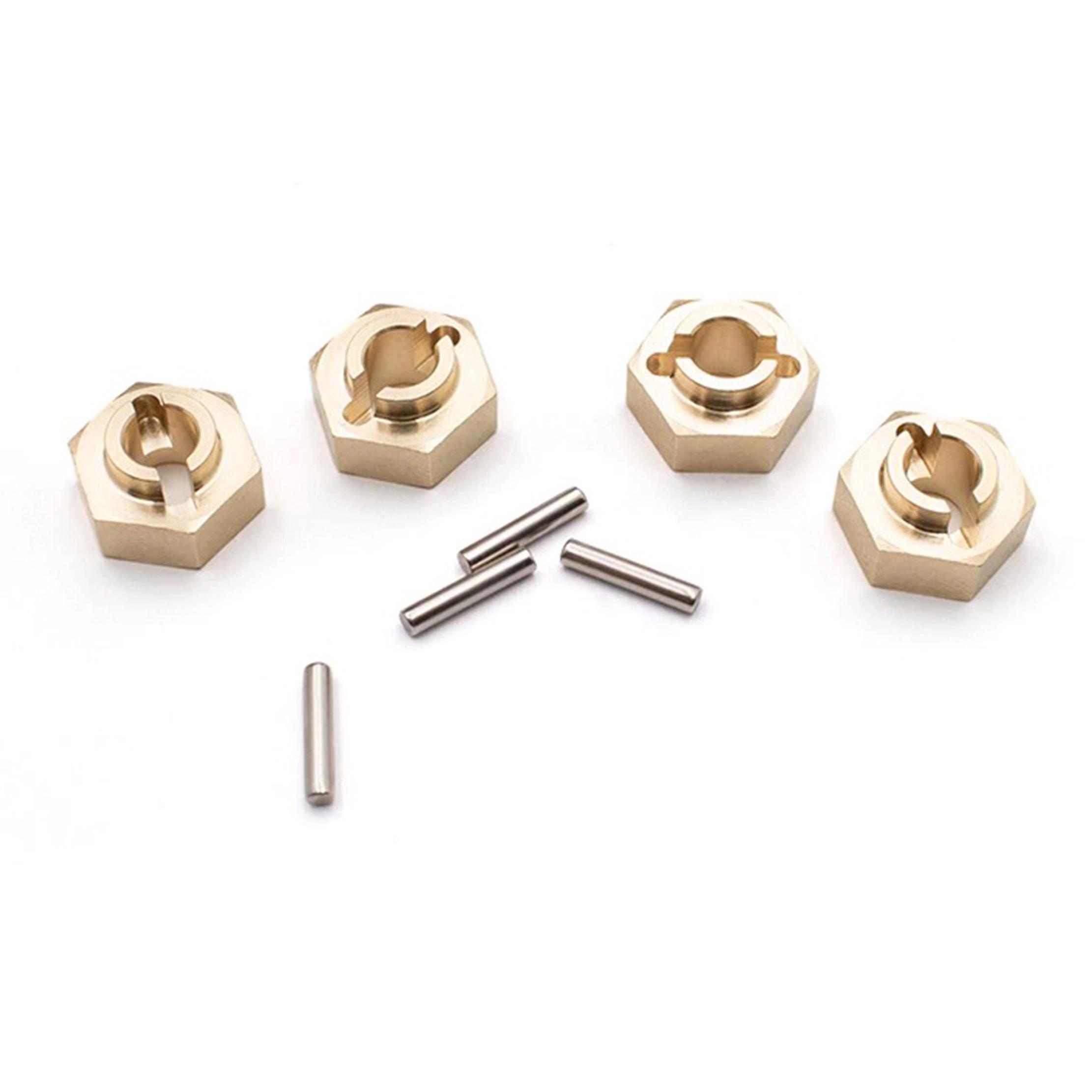 Repuesto KYX Set Bujes hexagonales para RC Crawler